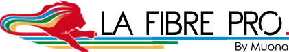 La fibre pro logo
